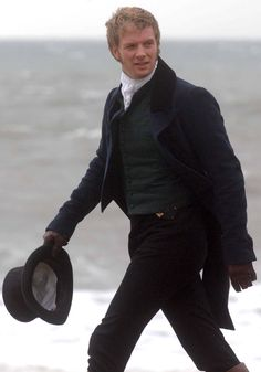 Rupert Penry-Jones, the inspiration for Leo Bailey, hero of Demon's Bride