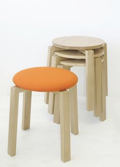 Kantti stools by Deka Design Commercial Interiors, Stools, Table, Furniture, Collection, Design, Home Decor, Benches, Decoration Home