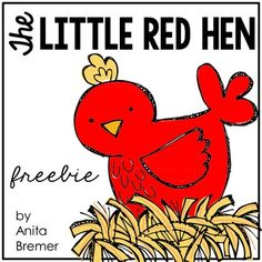 Little Red HenThis mini pack comes with a few fun activites that go with the book The Little Red Hen by Byron Barton.Set includes:vocabulary word searchcharacters in the story/not in the story sort {cut and paste}text-to-self reflection pageYou may like:Where the Wild Things AreAlexander and the Terrible, Horrible, No Good, Very Bad DayKnuffle BunnyThe Kissing HandMrs.