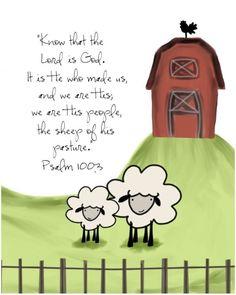 (From Bible Verse Today) Scripture Verses, Bible Scriptures, Bible Quotes, Bible Art, Scripture Canvas, Scripture Pictures, Psalm 100 3, Bibel Journal, Favorite Bible Verses
