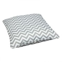 Beachcrest Home Brooker Indoor/Outdoor Euro Pillow Fabric: