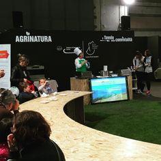 Continuano le bontà del Tavolo della Convivialitá di #Agrinatura #Agri2017 @lariofiere