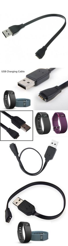 Fit Tech Parts and Accessories 179799: New Charger For Fitbit Charge Wrist Band Activity Bracelet Charge Cable Cord Usb -> BUY IT NOW ONLY: $83.27 on eBay!