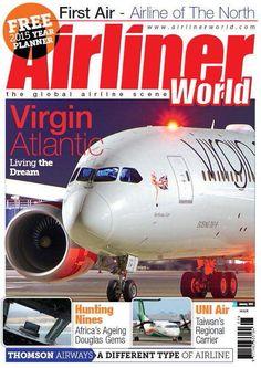 January 15 Thomson Airways, Aviation Magazine, Virgin Atlantic, Taiwan, January 15