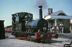 Talyllyn Railway No 2 Dolgoch, Tywyn.