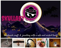 Our featured business this week - Skullaby 💀 ~ Here you will find beautiful handmade jewellery, cute figurines and miniatures, as well as a wide. Handmade Crafts, Handmade Jewelry, Social Media Ad, Timeline Photos, Jewelry Crafts, Miniatures, Ads, Link, Cute