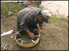 Heartbeat of the Drum - Alaska Native drum-making