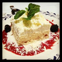 Tres Leches at Frida Mexican Cuisine at The Americana at Brand.