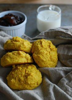 Healthy saffron scones (gluten free) - Hälsosamma saffransscones (glutenfria)