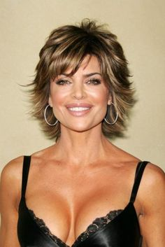 Image detail for -Lisa Rinna HairStyle, haircut and hair pictures