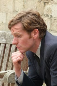 Shaun Evans / Endeavour on PBS