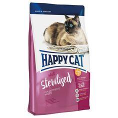 Animalerie  Happy Cat Adult Sterilised pour chat  10 kg