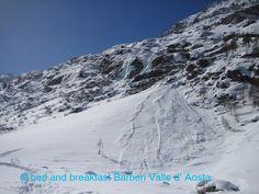 valanga # valanghe #avalanches #aostavalley #italy #ItalianAlps # Italian #Alps #park #granparadiso #travel #holiday