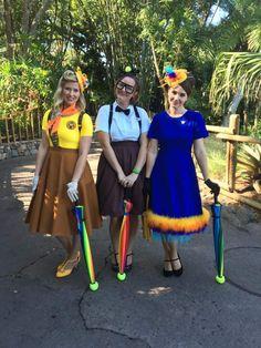 "Dapper Day Fall 2018 Disney's Animal Kingdom ""Up"" Disneybound, Russell, Carl, Kevin Dapper Day Disneyland, Disney Dapper Day, Disney Day, Run Disney, Disney World Outfits, Disney Themed Outfits, Dapper Day Outfits, Disney Dress Up, Running Costumes"