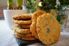 Cookie m & m's
