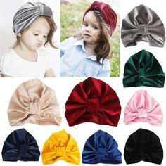 95dde2aa5eec7 New Cotton Baby Girls Hat Baby Beanies Knitted Winter Hats Childrens Cap  Girls Baby Caps Children Skullies Beanies Accessories(China)