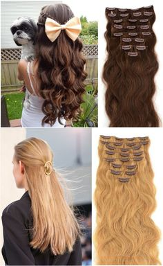 Perfect hair extensions,100% human hair can make you more gorgeous and attractive!