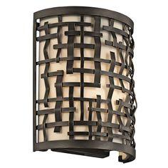 Loom 1 Light Wall Sconce