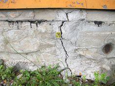 home repairs,home maintenance,home fixes,home maintenance tips,home repair diy Foundation Repair, House Foundation, Home Renovation, Home Fix, Diy Home Repair, Roof Repair, Window Repair, Brick Patios, Home Inspection