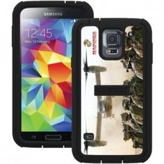 Fits Samsung� Galaxy S� 5Officially licensedMilitary-approved designsMeets military standard MIL-STD-810F for vibration, dust, sand, rain