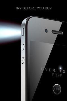 Everlight flashlight app for iphone