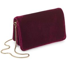 Miss Selfridge Mini Velvet X Body Bag (435 EGP) ❤ liked on Polyvore featuring bags, handbags, shoulder bags, burgundy, mini shoulder bag, velvet shoulder bag, miss selfridge, burgundy shoulder bag and miniature handbags