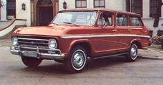 Chevrolet Veraneio 1972