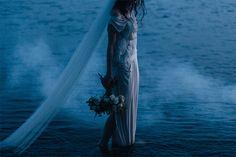 Moody Wedding Portraits; Ottawa Wedding; Quebec Aylmer Wedding; the lane editorial; bcbg runway wedding dress; PHOTOGRAPHY Joel + Justyna Bedford;