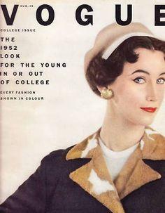 Vogue-August 1952