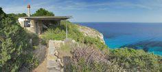 Formentera sea view villa - Can Pau - Holiday Rental-Villas Formentera