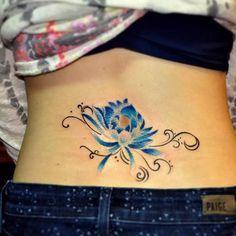 Ähnliches Foto Lotus Tattoo Design, Tattoo Designs, Tattoo Ideas, Bauch Tattoos, Lotus Flower, Tattooed Guys, Tattoo Patterns, Lotus Flowers, Design Tattoos