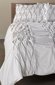 Nordstrom at Home 'Emilia' Duvet Cover available at #Nordstrom