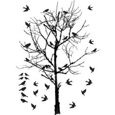 Tree Motif Design on Pinterest   Woodsy Baby Showers ...