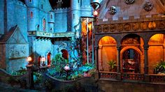 Colleen Moore's Fairy Castle dollhouse, Chicago