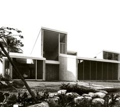 Paul Rudolph | Daisley Residence, 1960 Ocean Ridge, Inley Cay.  Photo by Joseph Molitor