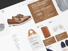 E-commerce theme by spovv