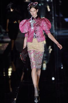 f6fc07d5246 Dolce   Gabbana Spring 2009 Ready-to-Wear Collection Photos - Vogue