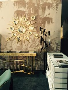 #ICFF #NY #ICFF15 #luxuryfurniture Visit us at stand 1948 L1 and more info: www.bocadolobo.com CFF NY ICFF15