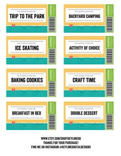 Kids Reward Coupons Printable Love Coupons Coupons for Behavior Rewards, Kids Rewards, Reward Coupons, Love Coupons, Kids Behavior, Chore Rewards, Behavior Board, Chore List, Behavior Management