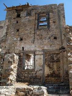 Greece, Spinalonga - This small isle carries within the history of Ancient Greece as it served as a natural guard for the ancient city of Olous; the history of the Saracens as a hide-out for their pirates; the history of Venetians as their fortress; the history of Turks as their settlement; and the history of contemporary Greeks as their dwelling, or better, as the place where their leper would be sent into exile until 1957.