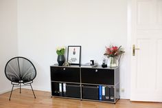 Journelles HQ || USM Haller Sideboard