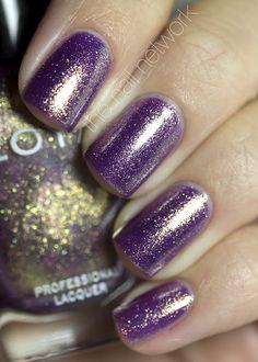 "Zoya ""Daul""  Zoya makes the worlds longest wearing natural nail polish and nail care treatments."