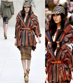 BURBERRY PRORSUM READY-TO-WEAR SPRING/SUMMER 2012
