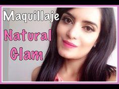 Maquillaje GLAM NATURAL para climas cálidos