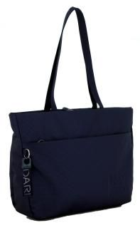 !!!Shopper dunkelblau Mandarina Duck MD20 Dress Blue Nylons, Shopper, Blue Dresses, Gym Bag, Bags, Fashion, Dark Blue, Handbags, Black