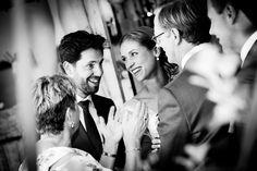 Bruidsfotografie bruidspaar zwart-wit huwelijk Brabant. Foto door Marijke Krekels Fotografie