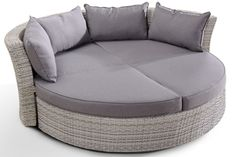 Madison 2-in-1 Outdoor Round Day Bed / Sofa