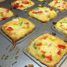 *Συνταγές απλές και εύκολες*: Κις Λωρέν ατομικά -Συνταγή βήμα-βήμα Party Snacks, Finger Foods, Appetizers, Eggs, Cooking, Breakfast, Ethnic Recipes, Blog, Party Ideas