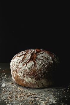 Jim Lahey's Whole Wheat 18 hour bread / Chili & Tonka (by crummblle) Quick Bread, How To Make Bread, Pan Comido, Jim Lahey, Bread Recipes, Cooking Recipes, Chili Recipes, Cooking Tips, Our Daily Bread