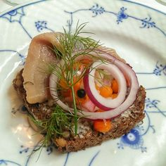 Sild at Restaurant Kronborg, from the Rockpaperfood blog (in Danish)